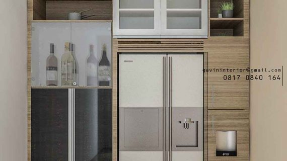 Referensi Kitchen Set Minimalis Modern Project Fenomerad Residence Pondok Labu Gavin by Portu